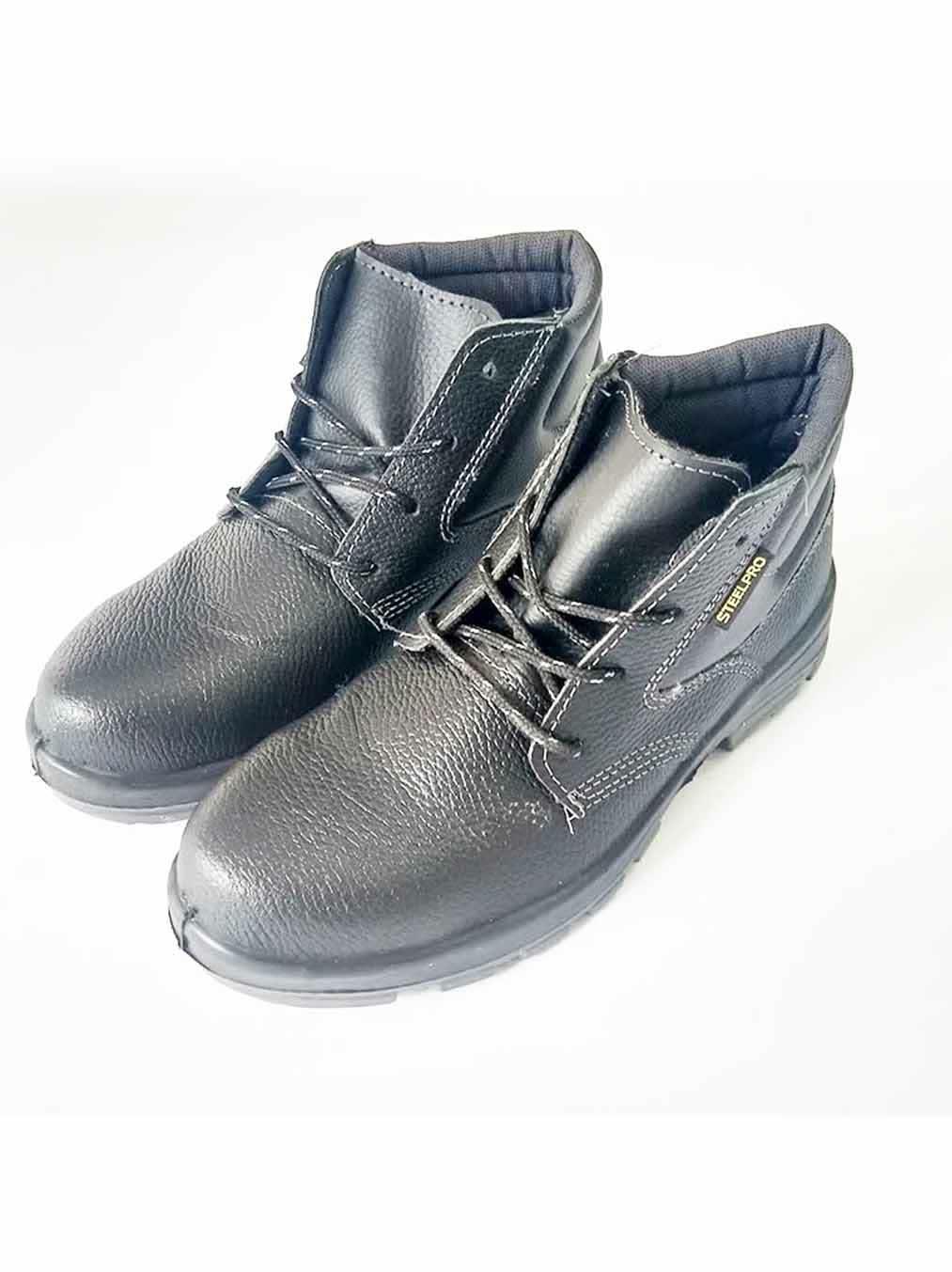 botas de punta de acero