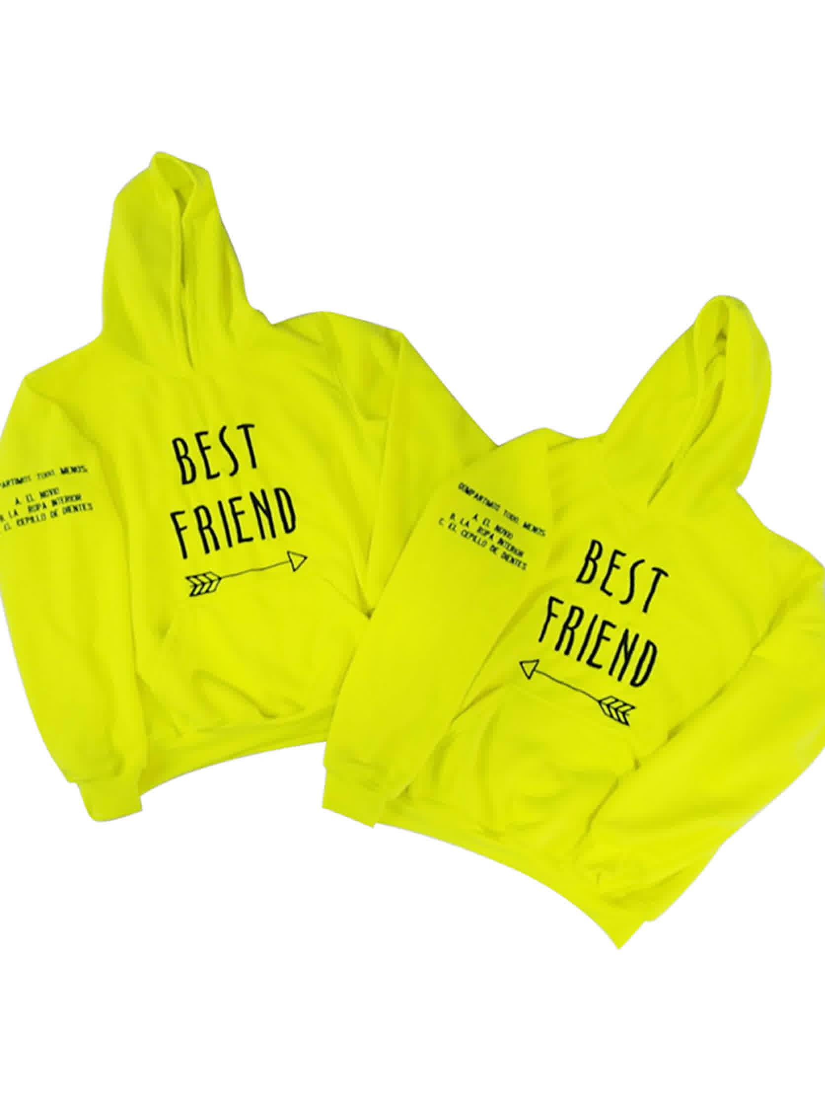 buzos personalizados para amigas