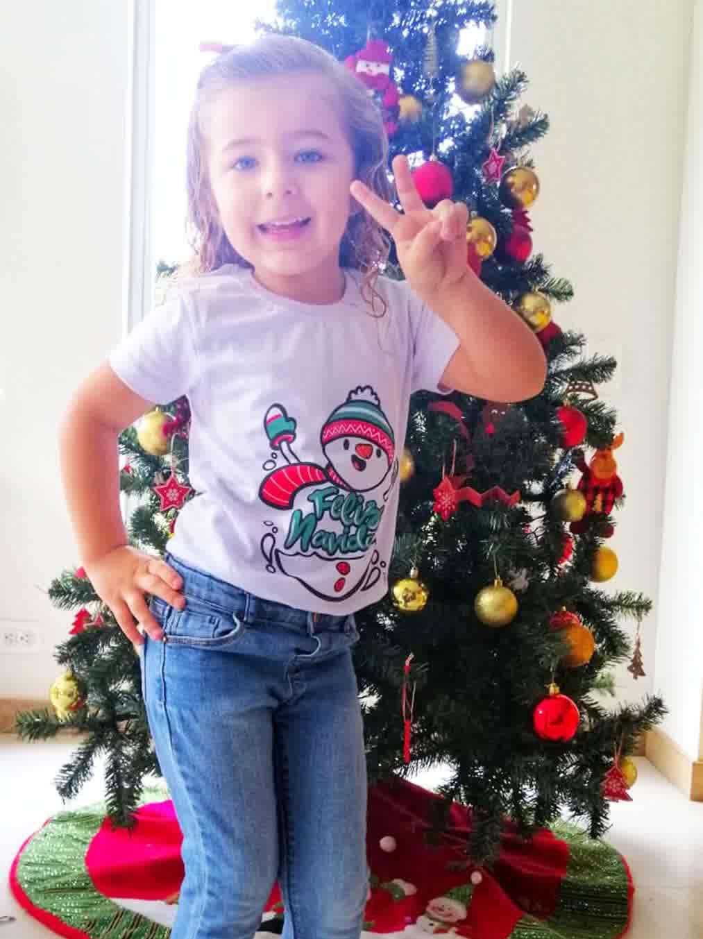 camisetas navideñas