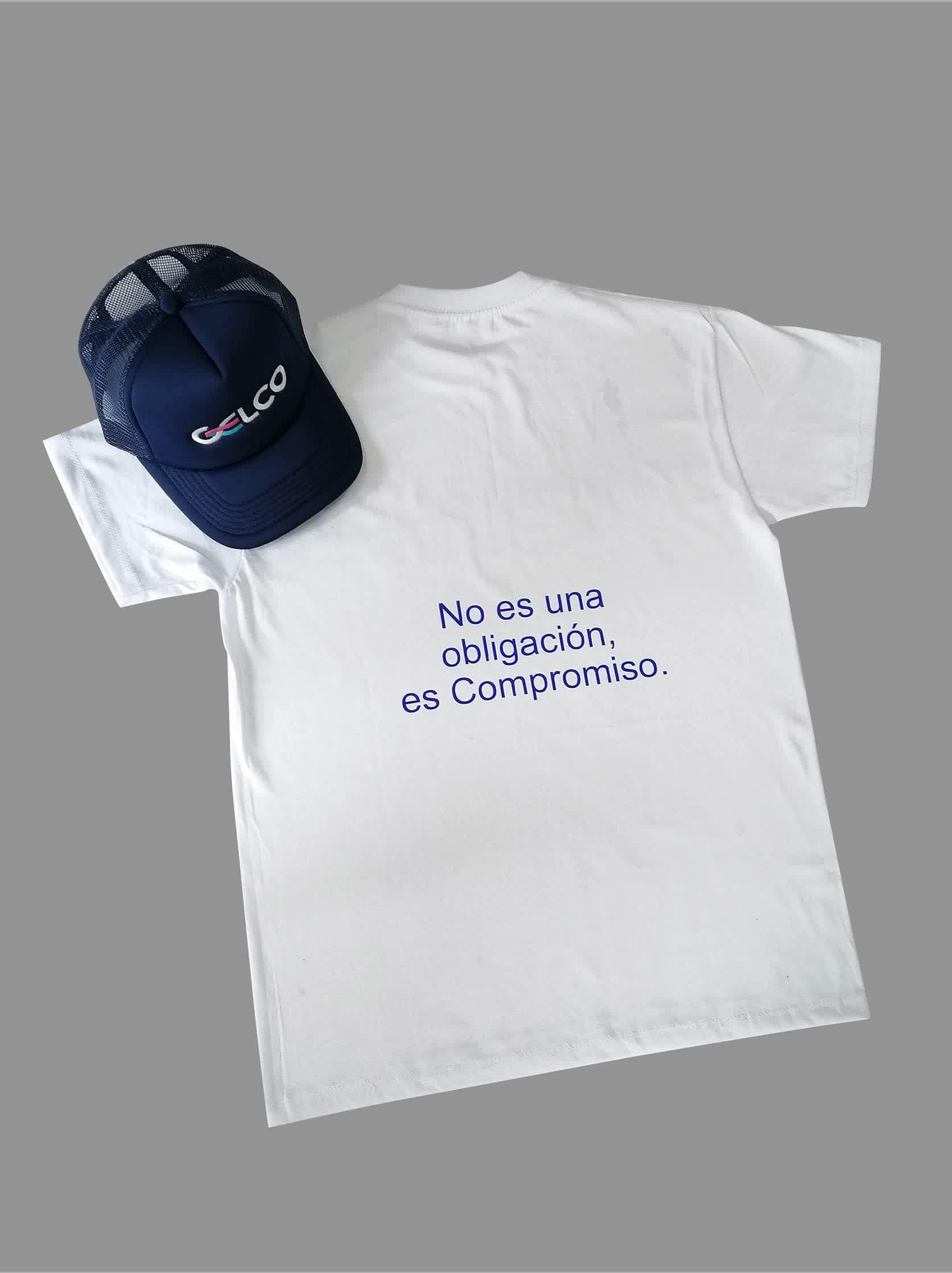 camisetas para empresas